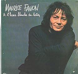 Maurice Fanon: A l'Heure Blanche Du Laitier LP VG+/NM Canada Barclay 80225