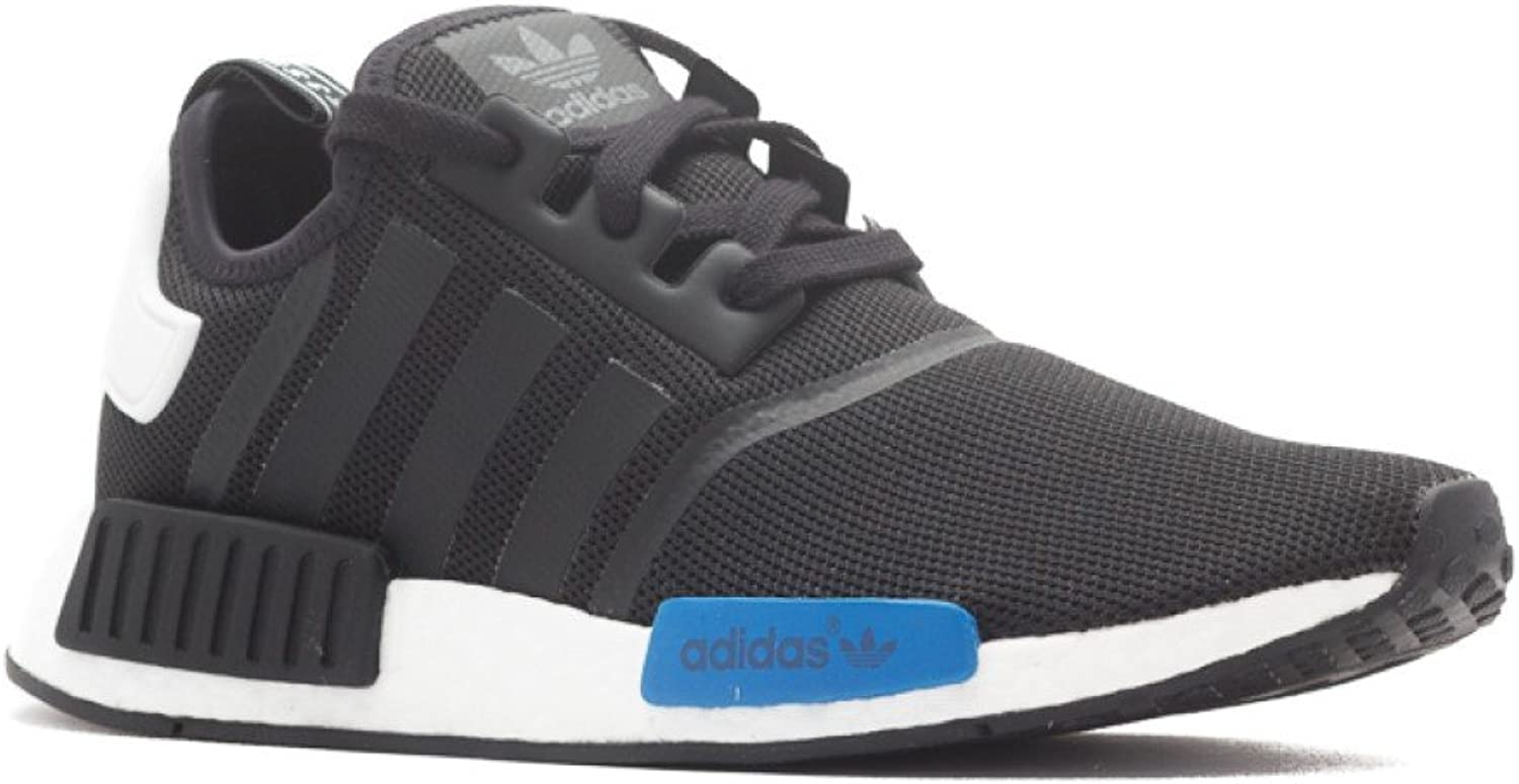 best sneakers 25492 bf337 Adidas NMD Runner J White GS S75338 US Size 7Y Black ...