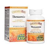 Natural Factors | Curcumin | Theracurmin | 60 vegane Kapseln | glutenfrei | sojafrei