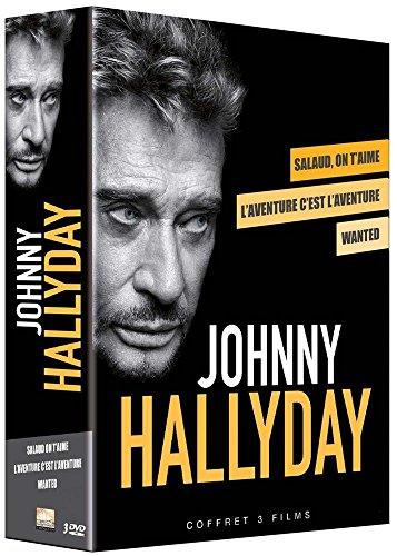 Coffret DVD Johnny Hallyday, Un Acteur de légende