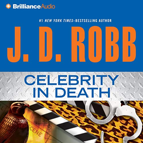 Celebrity in Death  By  cover art