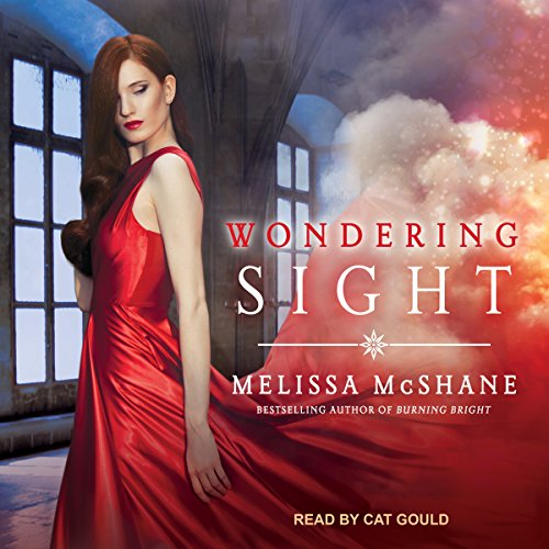 Wondering Sight audiobook cover art