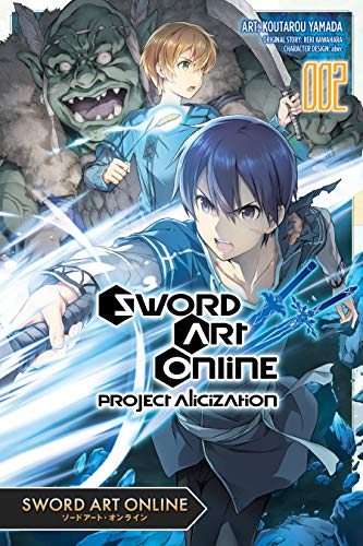 Sword Art Online: Project Alicization Vol. 2 (English Edition)