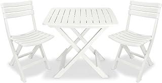 PROGARDEN 4666 - Conjunto de Muebles de Patio