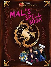 Tina McLeef: Descendants : Mal's Spell Book (Hardcover); 2015 Edition