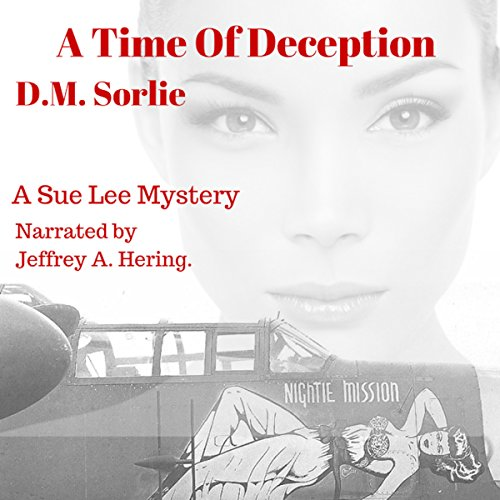 A Time of Deception audiobook cover art