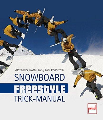Snowboard Freestyle Trick-Manual