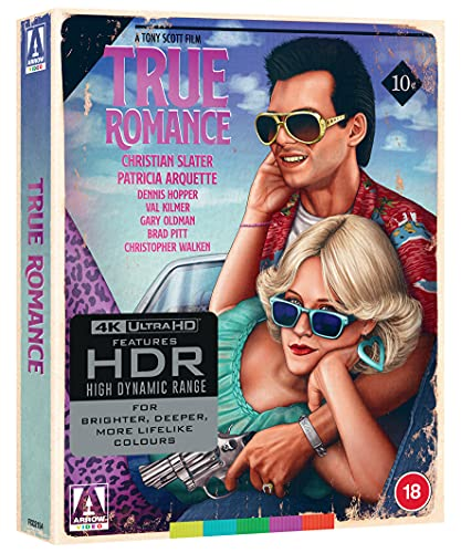True Romance Limited Edition UHD [Blu-ray]