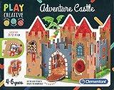 Clementoni - Aventuras en el castillo (15286)