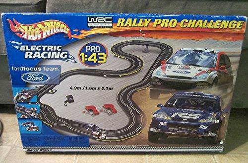 Hot Wheels Electric Racing Rally Pro Challenge