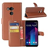 HualuBro HTC U11 Plus Hülle, [All Around Schutz] Premium