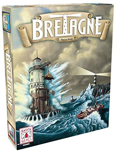 Unbekannt Placentia Games pcgd0001 Bretagne – Jeu de Société