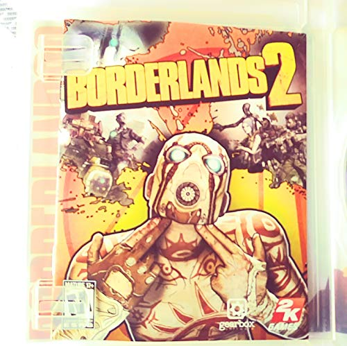 PS3, Borderlands 2