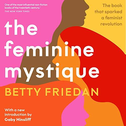 The Feminine Mystique cover art