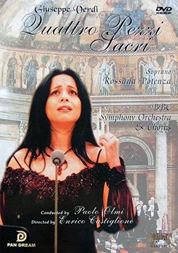 Verdi Quattro Pezzi Sacri [DVD]