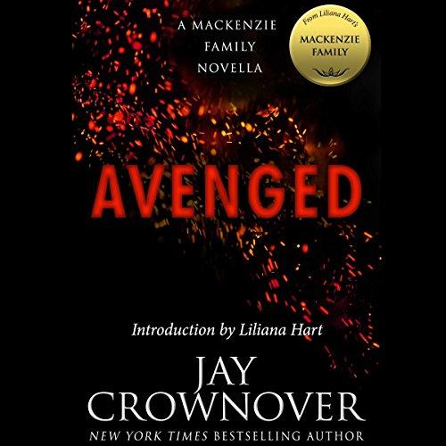 Avenged cover art