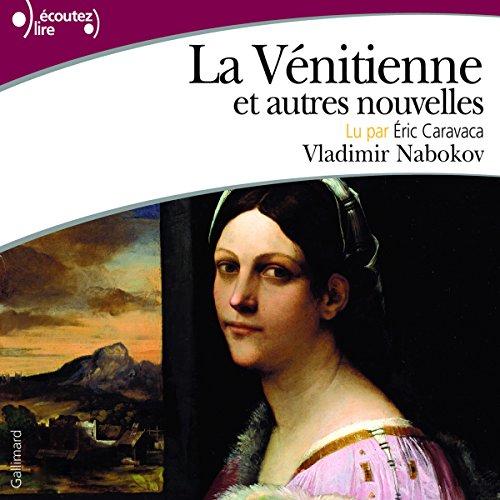 Couverture de La Vénitienne et autres nouvelles