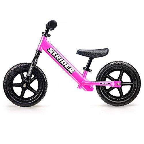 キッズ用ランニングバイク STRIDER (ストライダー) スポーツモデル ピンク 日本正規品
