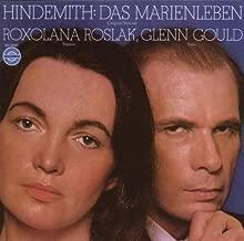 Hindemith: Das Marienleben for Soprano