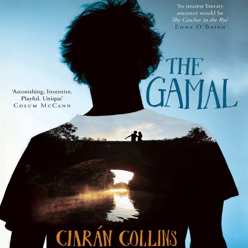 The Gamal audiobook cover art