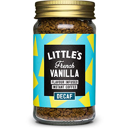 Little's French Vanilla Decaf Instant Coffee 50g x 1