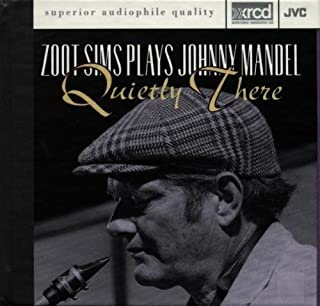 Zoot Sims Plays Johnny Mandel: Quietly There by Sims, Zoot (1998-03-31)