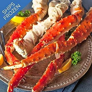 Cameron's Seafood Jumbo Alaskan King Crab Legs (3 pounds)