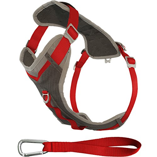 Kurgo Journey Multi-Use Dog Harness, Reflective Harness, Dog Running Harness,...