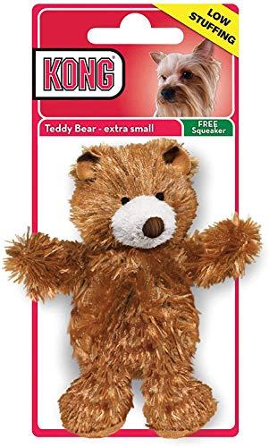 KONG DR NOYS Teddy Bear - Extra Small