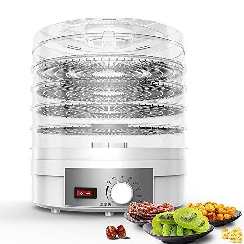 Amazing Deal 350W Food Dehydrator, Multi-Function Food Dryer Fruit Dryer 9L Large Capacity Food Grad...