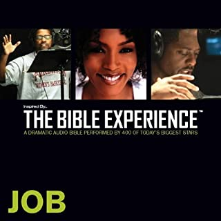 Inspired By … The Bible Experience Audio Bible - Today's New International Version, TNIV: (17) Job audiobook cover art