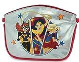 Wonder Woman - Beauty case da donna, 40 cm, multicolore