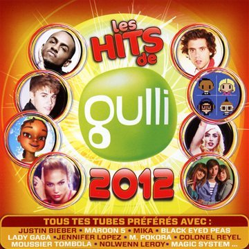 Les Hits de Gulli 2012