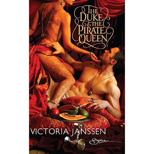 The Duke and the Pirate Queen cover art