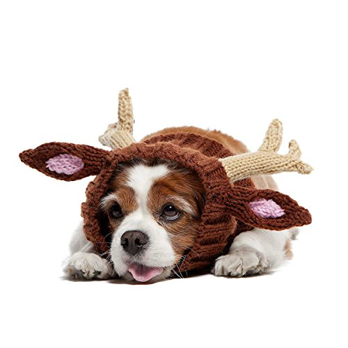 Zoo Snoods Reindeer Dog Snood
