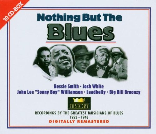 Nothing But the Blues (10cd)