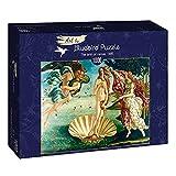 Botticelli - El Nacimiento de Venus, 1485 - Puzzle de 1000 Piezas