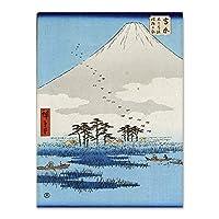 ジャパンスタイルペインティングウォールアートキャンバスポスター日本アートプリント風景写真ホームリビングルームホームデコレーション50X70cm20x28インチフレームなし