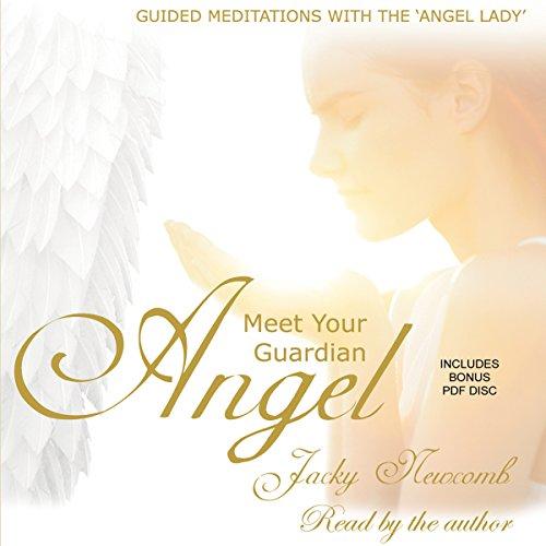 Meet Your Guardian Angel audiobook cover art