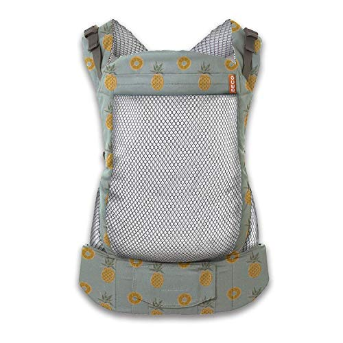 Mochila ergonómica Beco Toddler COOL PINEAPPLES …