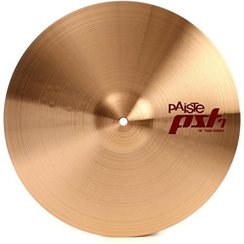 """PAiSTE クラッシュシンバル 16インチ PST-7 Thin Crash 16"""""""