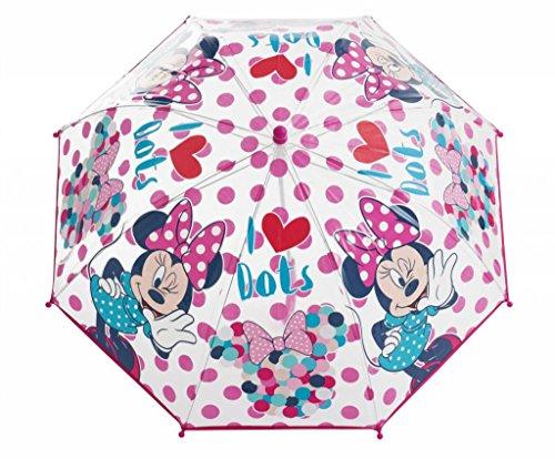 Sambro DMM1-888 Minnie Transparent Bubble Umbrella