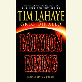 Babylon Rising audiobook cover art
