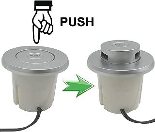USB Power Strip Pop-Up Desk Power Station 2 USB 2.1A (Pop-up 2 USB Outlet)