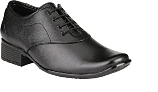 Zebra Men's Synthetic Leather Formal Shoes
