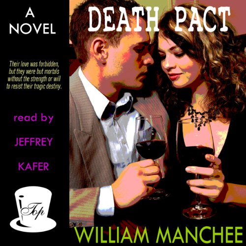 Death Pact audiobook cover art