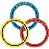 Aerobie- Sprint Ring Disque de Lancer, 6046391 - Coloris aléatoire - 25 cm