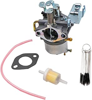 KIPA Carburetor For YAMAHA G16 G20 G21 Golf Cart Replace OEM Part # 17555 JN6-14101-00 Year 20003 Up