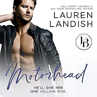 Motorhead audiobook cover art