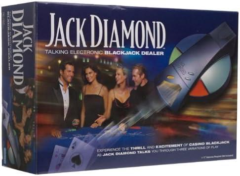 Jack Diamond Talking Electronic Dealer favorite Bombing free shipping Blackjack